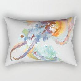 Found Rectangular Pillow