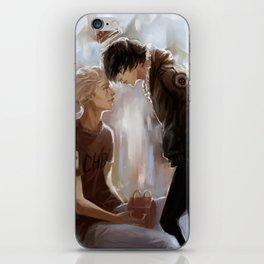 solangelo iPhone Skin