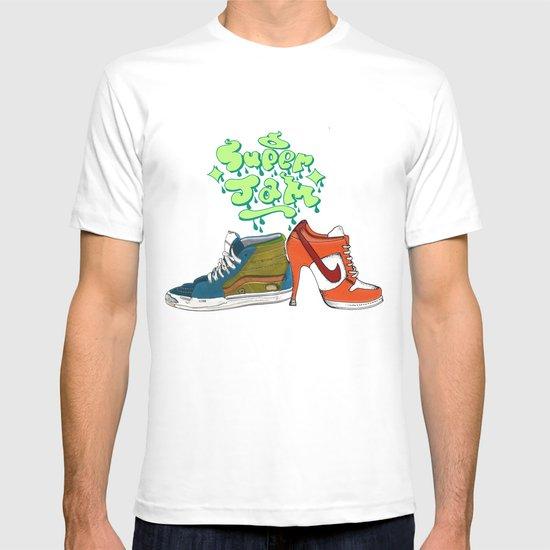 super jam T-shirt
