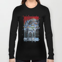 Sultan Ahmed Mosque, Istanbul  Long Sleeve T-shirt