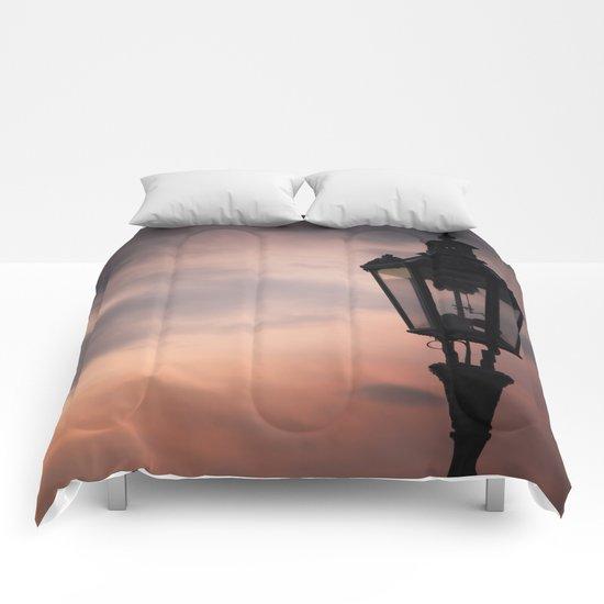 Victorian Lantern Comforters