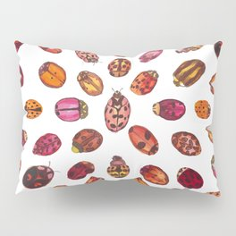 Lady Bugs Pillow Sham