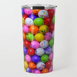 Jawbreaker Real Candy Pattern Travel Mug