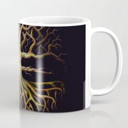 Eldritch Tree Black Coffee Mug