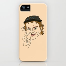 MINIMAL MAC iPhone Case