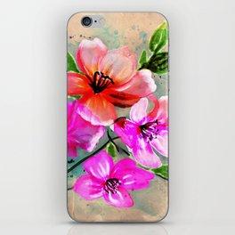 Dreams of Spring iPhone Skin