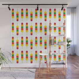 Colorful Ice Lolly Wall Mural