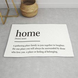 Home Definition Rug