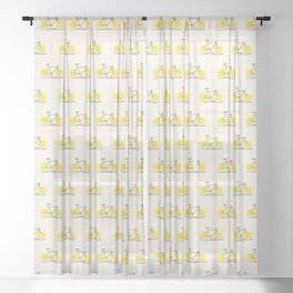 Zest Sheer Curtain