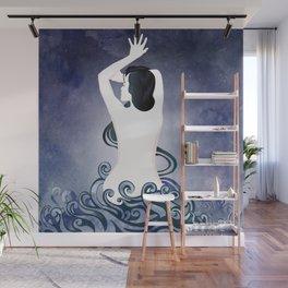 Sea Born Wall Mural