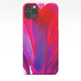 Ti Leaf Series #2 iPhone Case