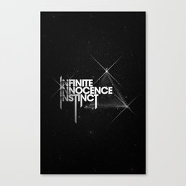 Infinite Innocence Instinct Canvas Print