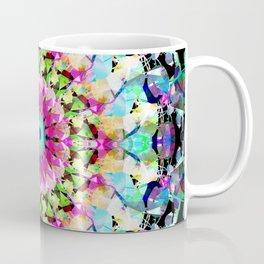 Mixed Media Mandala 8 Coffee Mug