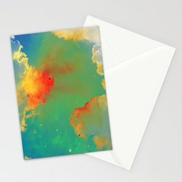 Goldfishes of the Universe Stationery Cards