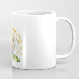 United Kingdom Royal Coat of Arms Coffee Mug