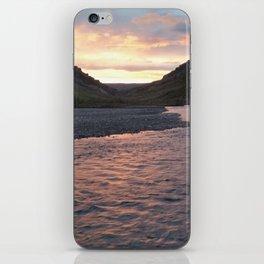 Savage River iPhone Skin