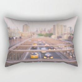 Brooklyn Bound Rectangular Pillow