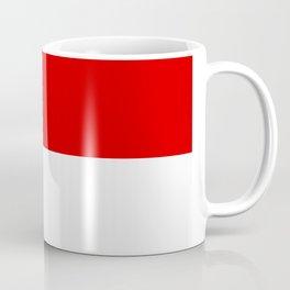 flag of indonesia Coffee Mug