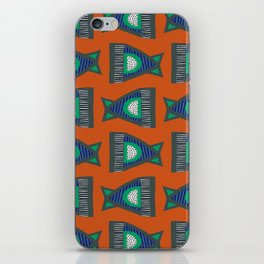 FISH TAILS iPhone Skin