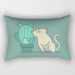 Catcus Rectangular Pillow
