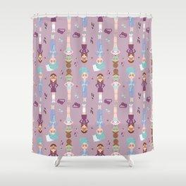 Mini Me: Slumber Party Shower Curtain