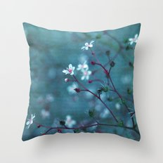 filigree I Throw Pillow