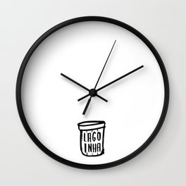 Lagoinha Feelings Wall Clock