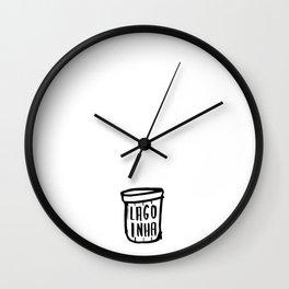 Lagoinha Feelings Wall Clock