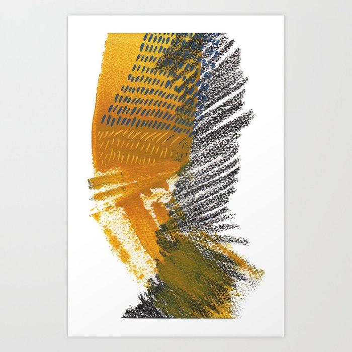 Raygun Art Print