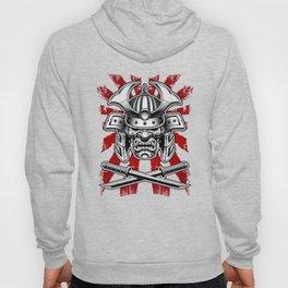 Samurai Mask Hoody