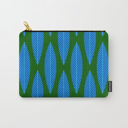 Leaf Pattern_002 Carry-All Pouch