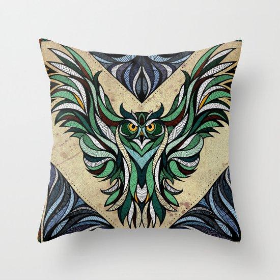 Learn Throw Pillow
