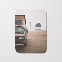 Cape Kiwanda Beach Westfalia Bath Mat