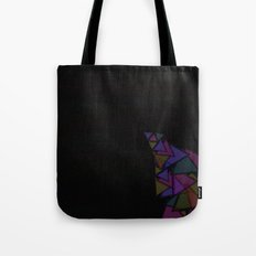 There Will Be Triangles Tote Bag
