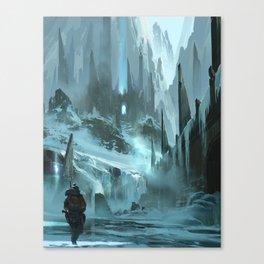 Hann Ze Canvas Print