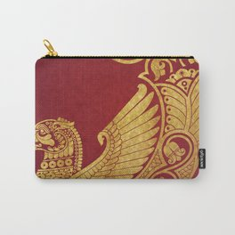 Simurgh Carry-All Pouch