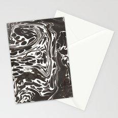 Suminagashi 09 Stationery Cards
