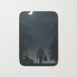 Witcher | Warriors Landscapes Serries Bath Mat