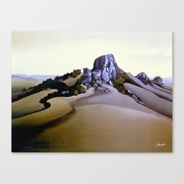 The Sacred Place Canvas Print
