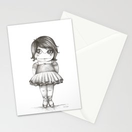 I HATE BALLET Stationery Cards