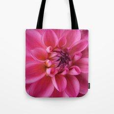 Beauty Unfurled Tote Bag