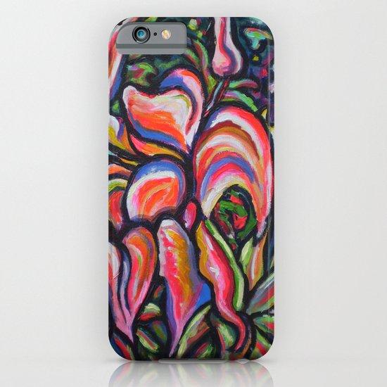 Alice's Flowers  iPhone & iPod Case