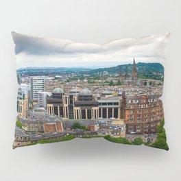 Panoramic of Edinburgh Pillow Sham