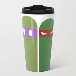 TMNT Sticks Travel Mug