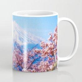 Mount Fuji - Japan  Coffee Mug