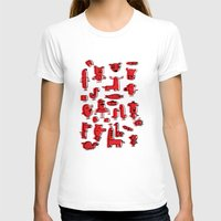 doodle T-shirts featuring Doodle by Hadar Geva