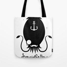Squidfellow Logo Tote Bag