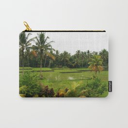 Bali - Rice Fields Carry-All Pouch