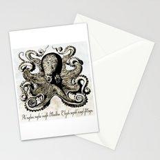 Cthulhu Yog-Sothothery Stationery Cards