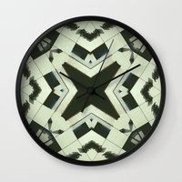 architect Wall Clocks featuring Architect by Noah Kantor